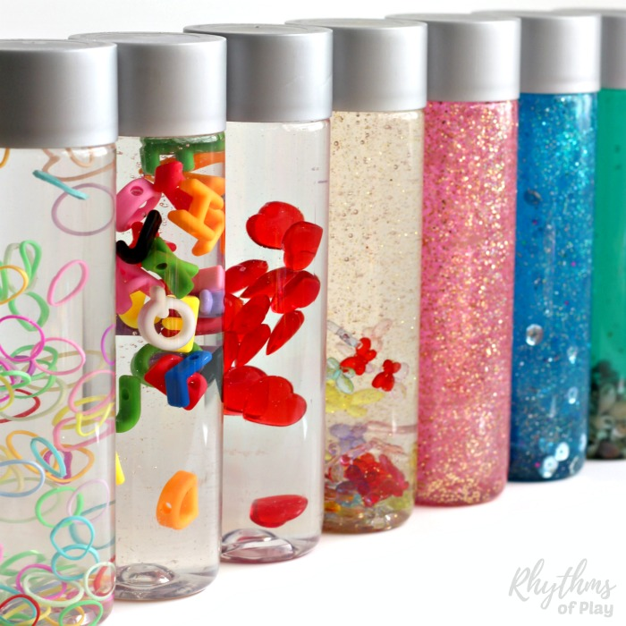 Calm Down Sensory Bottles 101 sq4