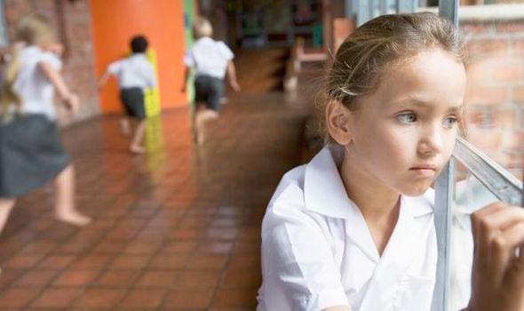 школьника картинка тревожность